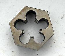 1 Stück Schneidmutter sechskant HSS M5 M6 M7 M10 M12 M14 M16 M18 M20-M30 links!!