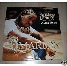 "Omarion feat. Big Boi - Never Gonna Let You Go - 12"""