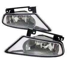 05 06 07 HONDA ODYSSEY EX LX VAN BUMPER CHROME FOG LIGHTS LAMP+6000K HID+HARNESS