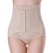 Women High Waist Body Shaper Tummy Control Slimming Shorts Butt Lifter Knickers