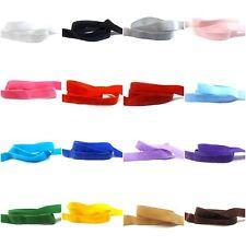 "Top Quality 15mm (5/8"") Velvet Ribbon - Single Sided Luxury Soft All Lengths"