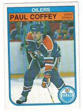 82-83 OPC O-Pee-Chee Paul Coffey #101 (2nd Year) Near Mint Oilers