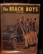 Beach Boys Music Book
