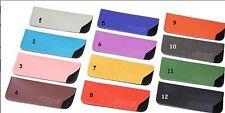 ZIPPO lettura aiuto packaging OCCHIALI ASTUCCIO, Intonaco Panno Occhiali volume 12 colori a scelta