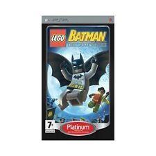 Lego Batman: The Videogame - Platinum Edition (Sony PSP, 2010)
