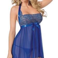 Sexy Womens Lingerie Nightwear Underwear G-string Babydoll Sleepwear Dress JJ