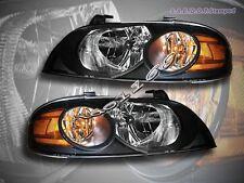 FIT 04 05 06 SENTRA SE-R SPEC V JDM BLACK HEADLIGHTS