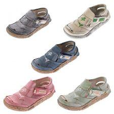 TMA Damen Sandaletten Leder Schuhe Comfort Sandalen TMA 7668 Halbschuhe Gr 36-42