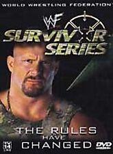 DVD Wwf: Survivor Series 2001 [Import]  - Free Shipping
