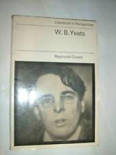 RAYMOND COWELL.W B YEATS.1ST CARD/C 1969 V/G