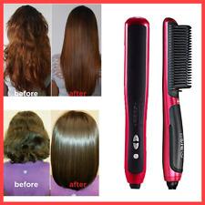 Hair Straight Styler Peigne à lisser les cheveux