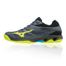 Mizuno Mens Thunder Blade Indoor Court Shoes Black Sports Squash Badminton