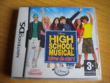 HIGH SCHOOL MUSICAL ! Reves de Star  JEU  DS / DS LITE / DSI NEUF SOUS BLISTER !