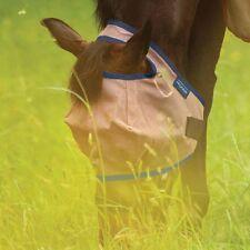 Horseware Amigo Mio Fliegenmaske ohne Ohren Fliegenschutz Bremsenschutz pferdo24
