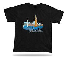 Venedig Piazza San Marco Saint Marks Basilika Brücke Seufzer Grand Canal Tshirt