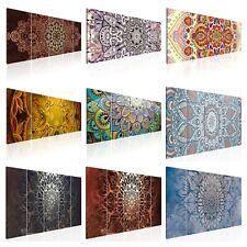 MANDALA ORIENT ORNAMENTE Wandbilder xxl Bilder Vlies Leinwand f-A-0546-b-m