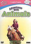 Adventures with Animals DVD