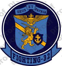 STICKER USN VF  32 Fighting Swordsmen