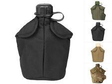 Mil-Tec US Feldflaschentasche MOLLE Tasche Trinkflasche Wasserflasche 12x7x17cm