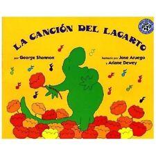 La Cancion del Lagarto (Lizard's Song, Spanish Language Edition) Shannon, George