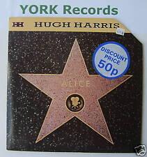 """HUGH HARRIS - Alice - Excellent Condition 7"""" Single"""