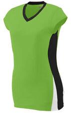Augusta Sportswear Women's Fit Moisture Wicking Cap Sleeve Sports T-Shirt. 1310