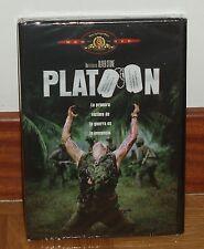 PLATOON DVD NUEVO PRECINTADO BELICO DRAMA OLIVER STONE (SIN ABRIR) TOM BERENGER