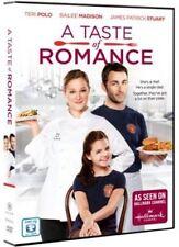 A Taste of Romance [Hallmark] DVD