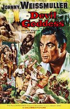 Devil Goddess - 1955 - Movie Poster