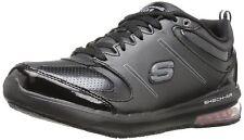 76591 Skechers Women's Work Lingle Skech Air Slip Resistant Shoe Black