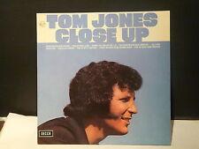 TOM JONES Close up DECCA 258060B