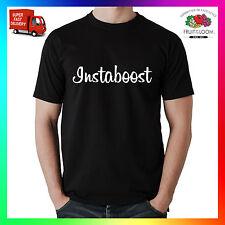 Instaboost T-Shirt Shirt Tee Turbo JDM TDI Diesel SUPRA JAP sintonizzatore Boost td04 t04