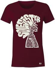 """Sole Sister 1 """"Revolution"""" Women/Juniors T-Shirt to Match """"Bordeaux"""" 12's"""