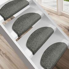 BARCELONA Stufenmatten Treppenmatten Stufenmatte | in Grau | Made in GERMANY