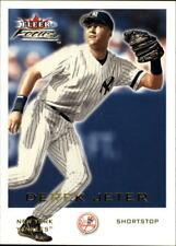 2001 Fleer Focus Baseball Choose Your Cards