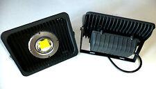 FARO DA ESTERNO CON COB LED DA 50 WATT 6500 KELVIN 220V