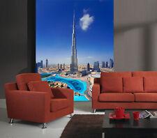 3D Burj Khalifa Tower 9996 Paper Wall Print Wall Decal Wall Deco Indoor Murals