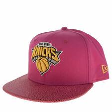 New York Knicks 59fifty Ball Pink Peak Cap - New w/tags - Top Quality Brand