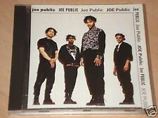 JOE PUBLIC  JOE PUBLIC  CD ALBUM I MISS YOU/ DO YOU EVERYNITE / ANYTHING / (YZ)
