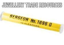 12 BERGEON 1896D CLOCK & WATCH BROACHES 0.30mm - 1.10mm