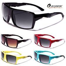 Oxigen Mens and Womens Fashionable Square Plastic Sunglasses- OX7764