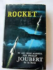 ROCKET 1957 Air Chief Marshal Sir Philip Joubert de la Ferte NATO Hitler GERMAN