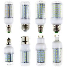 E14 E27 B22 GU10 G9 LED Corn Bulb 4014 SMD 10/15/20W 25W 30W Light 220V Lamp SES