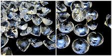 Diamante Acrylic Crystal Wedding Table Scatter Diamonds Gems Hearts ML