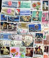 DUBAI collections de 25 à 200 timbres différents