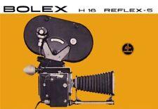 BOLEX H16 REFLEX 5 INSTRUCTION MANUAL FREE SHIP