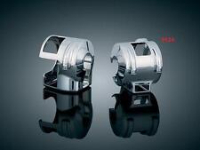Honda VTX1300 C, S, R/Retro and T/Tourer - CHROME Handlebar Switch Covers
