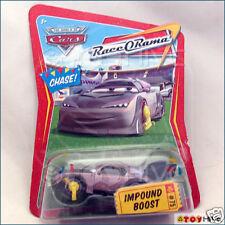 Disney Pixar Cars Impound Boost chase! Race O Rama #75