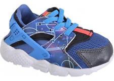 enfants Nike Huarache série imprimé (TD) Baskets bleues 704945 004 RPR