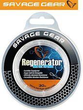 (0,30€/1m) Savage Gear Regenerator Mono 30m monofile Schnur für Hecht